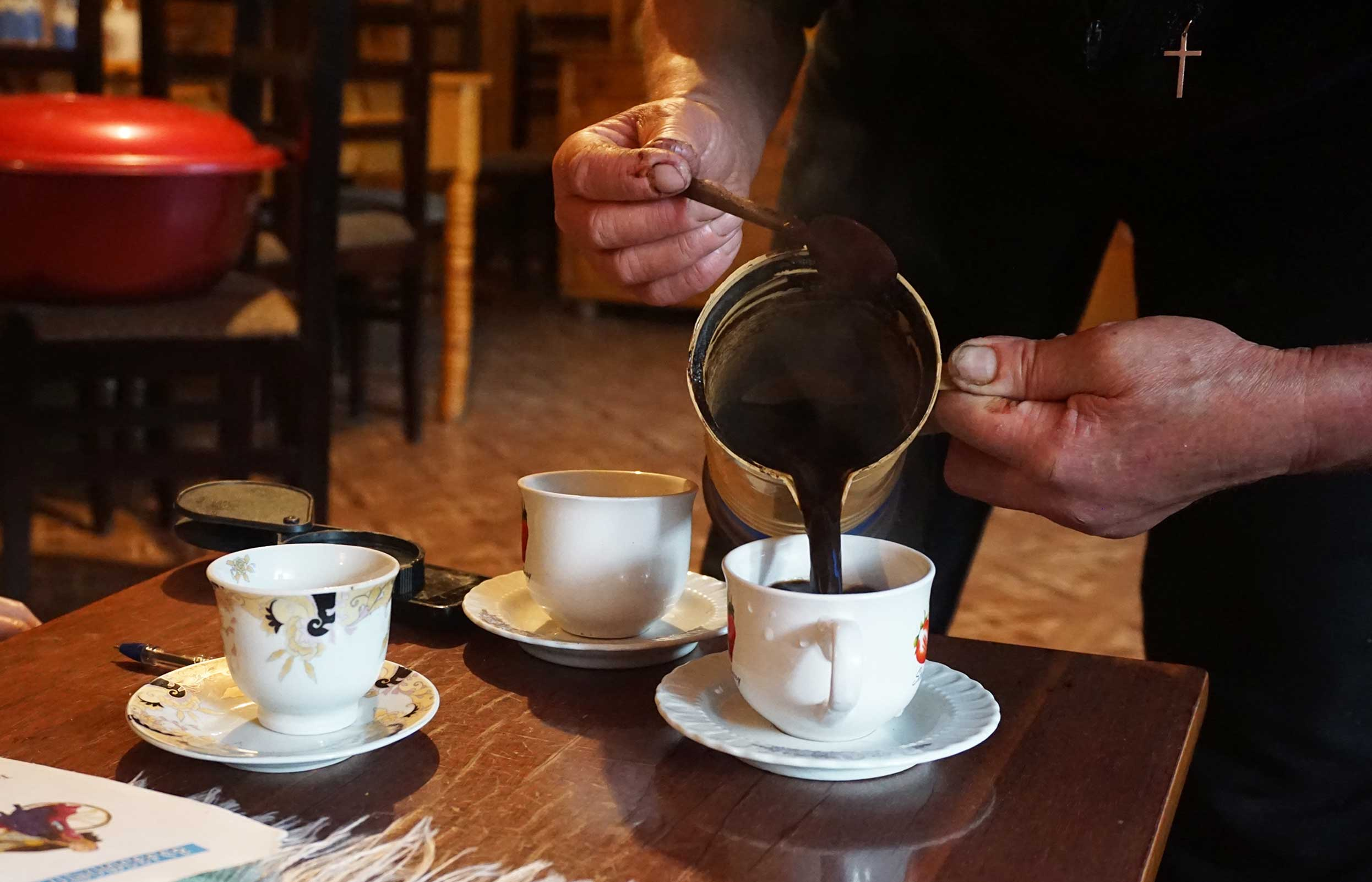 georgia caucasus coffee