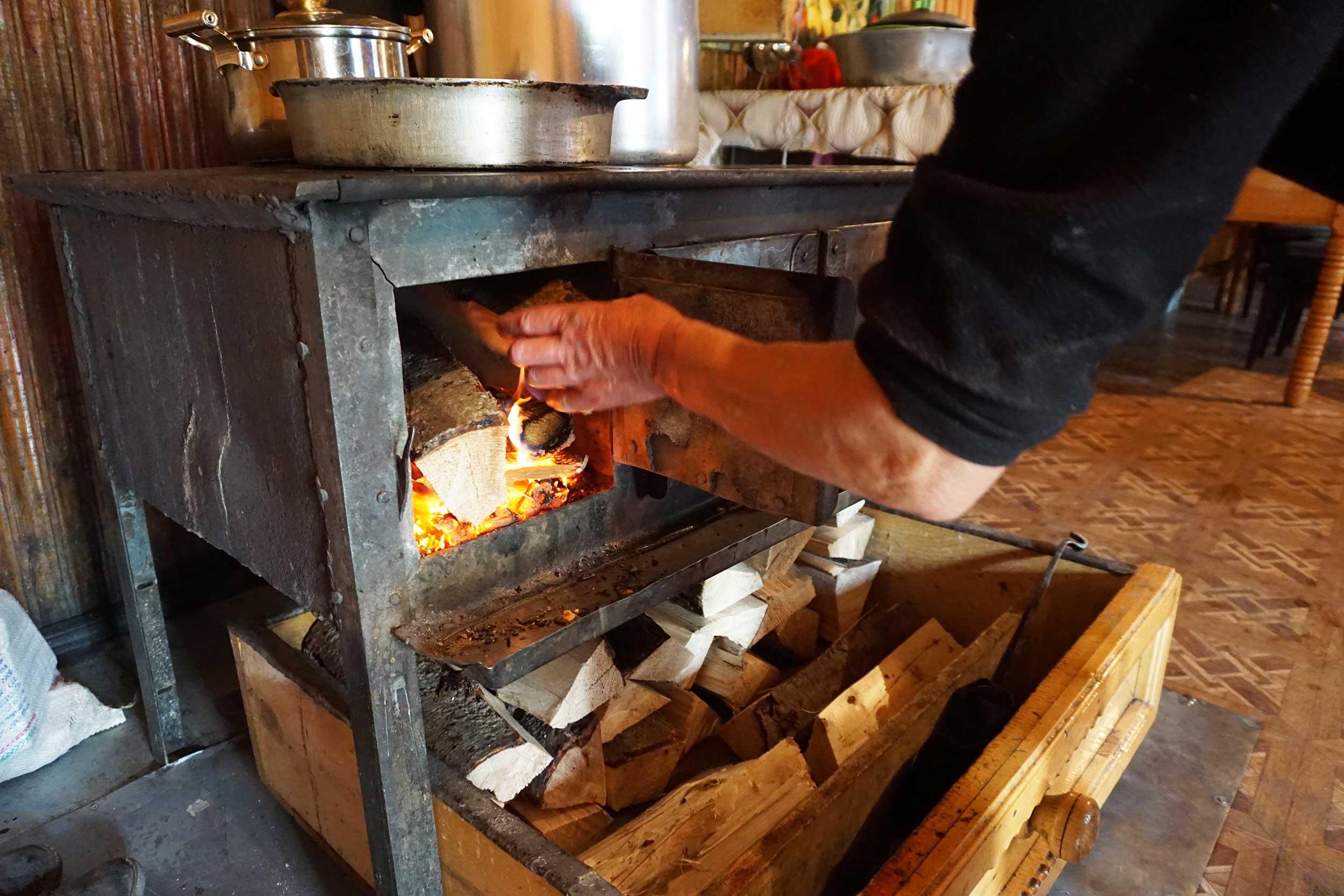 georgia food fire hearth caucasus