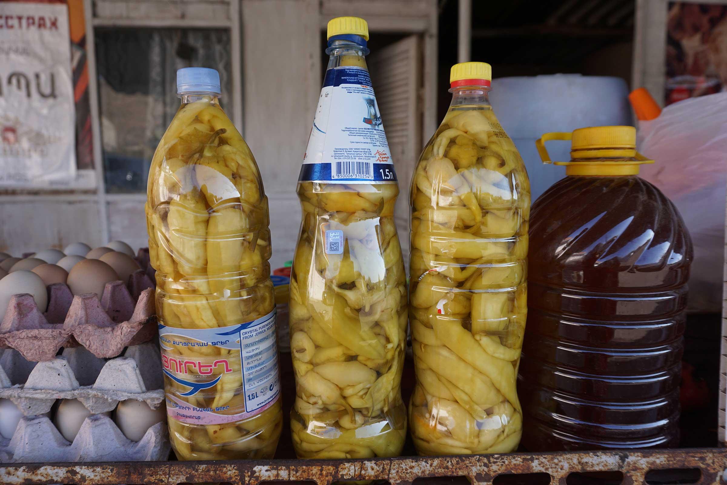 armenia pickles preserves