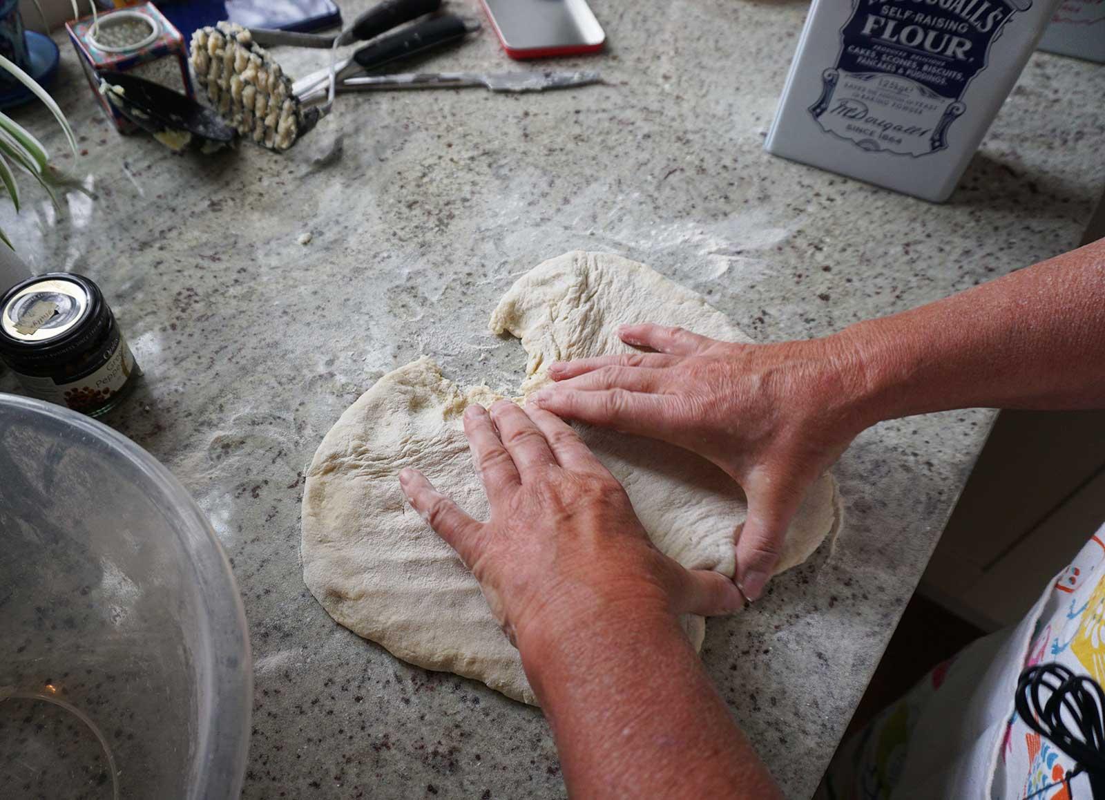 potato cakes recipes woman cooking leftover mash potato