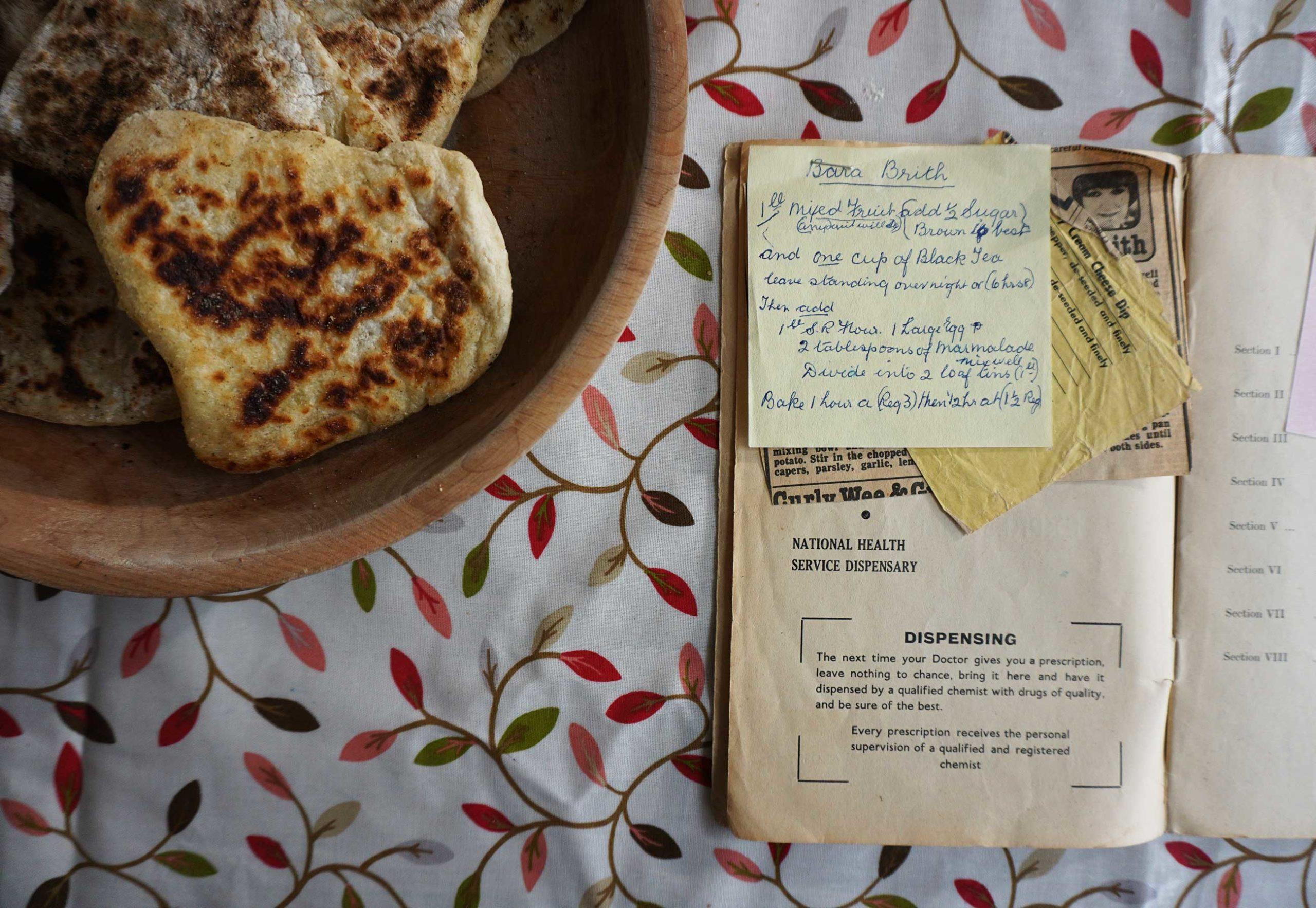 potato cake recipe vintage recipe book