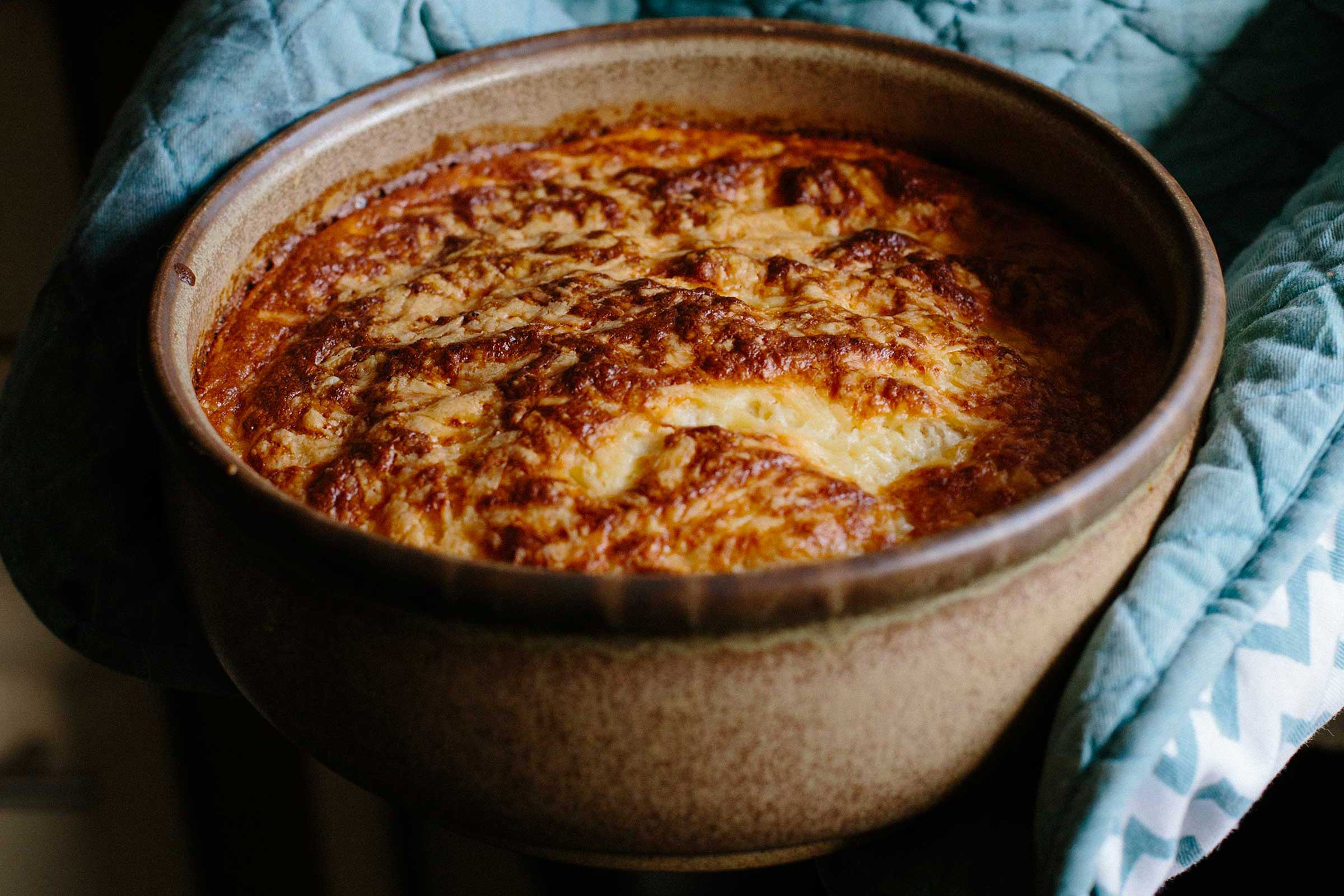 waste free recipes cheese bread pudding welsh grandmother