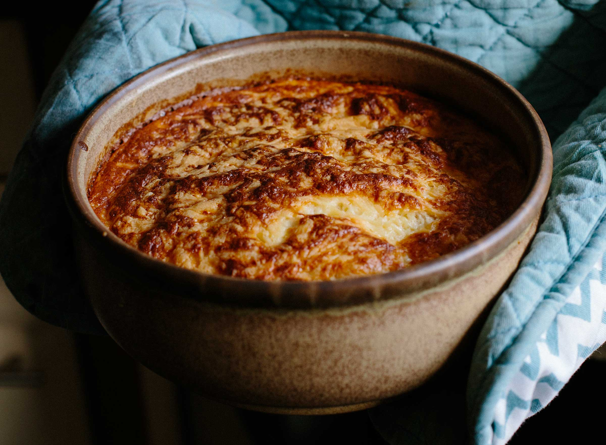 welsh cheese bread pudding recipe stale bread food waste