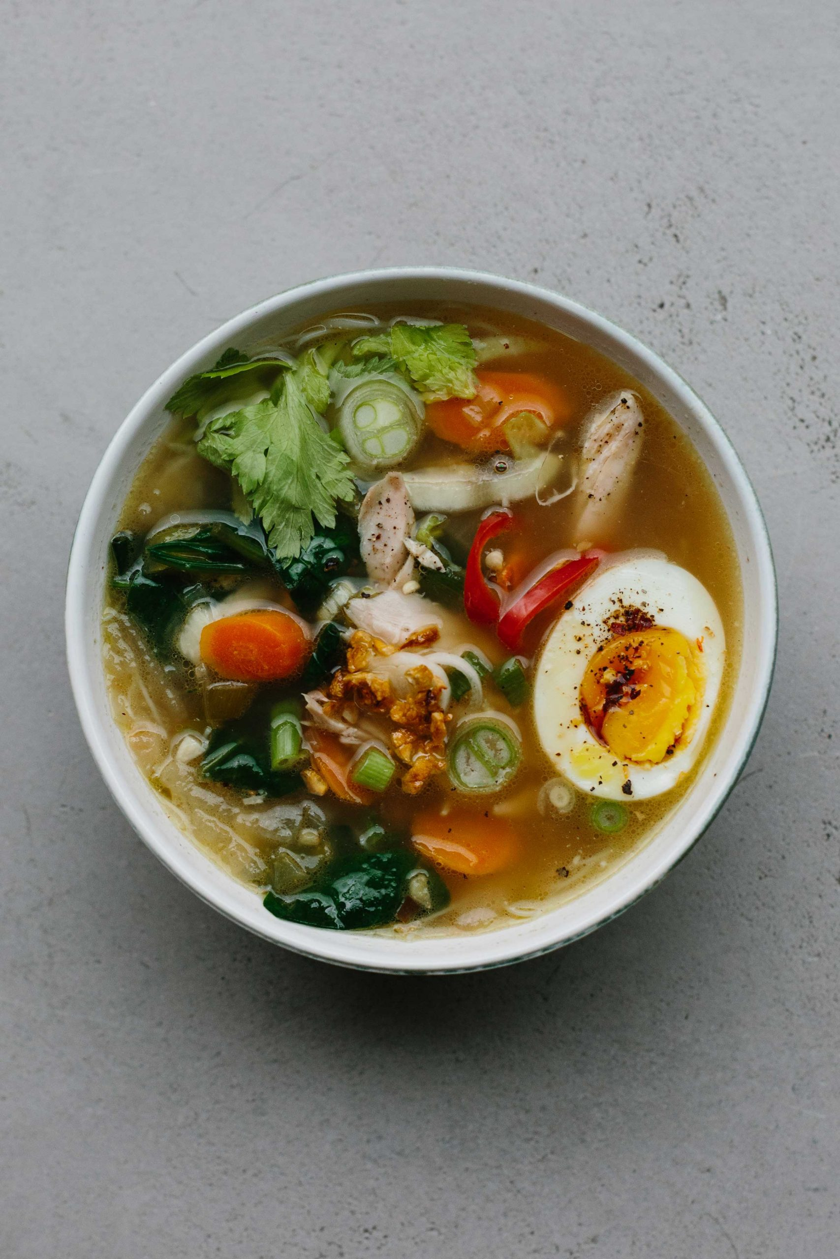 chicken noodle soup filipino soups waste free recipe zero waste recipe egg noodles chicken broth recipe